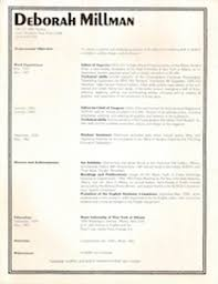 Best Resume Fonts Creative by Will A Graphic Resume Get You The Job The Experts Respond