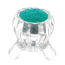 craft implements 10mm ornament cap loop set silver 10mm