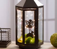 Fairy Garden Craft Ideas - lighted fairy garden lantern craft ideas