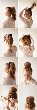 Hochsteckfrisurenen Kurze Haare Selber Machen by Wunderschöne Flechtfrisuren In 10 Minuten 26 Diy Ideen
