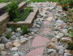 Backyard Creek Ideas 90 Best Dry River Bed Ideas Xeroscaping Images On Pinterest