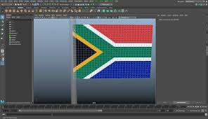 How To Sew A Flag How To Make A Flag In Maya Ncloth Tutorial 2017 Cgmeetup