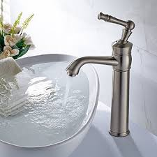 Amazon Bathroom Sink Faucets by Fapully Touch On Bathroom Sink Faucet Single Handle High Http