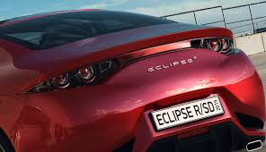 mitsubishi eclipse spyder 2015 mitsubishi eclipse r concept 2015 on behance
