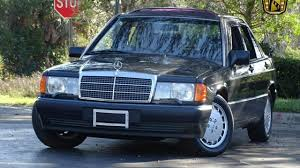 1990 mercedes 190e 1990 mercedes 190e gateway cars orlando 715