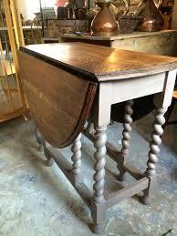 Vintage Drop Leaf Table Drop Leaf Table