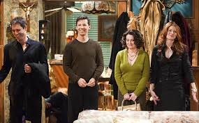 throwback thursday the best moment from a will grace