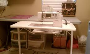 used sewing machine cabinet coffee table folding sewing machine table quilting table sewing