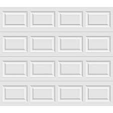 Overhead Door Of Fort Worth by Clopay Premium Series 9 Ft X 7 Ft 6 5 R Value Insulated White