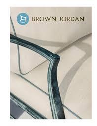 Richard Frinier Brown Jordan by Brown Jordan Catalog 2017 By Brown Jordan Issuu