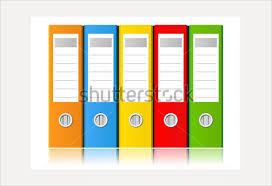 Filing Label Template 16 file folder label templates free sle exle format