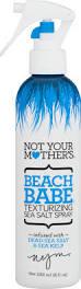 not your mother u0027s beach texturizing sea salt spray 8 0 fl oz