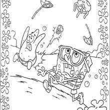 spongebob coloring pages 31 printables favorite tv