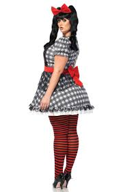 Scary Baby Doll Halloween Costume Size Doll Costume Broken Doll Halloween Costume