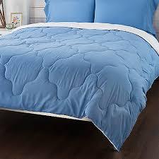 Light Weight Down Comforter Cozelle Microfiber Lightweight Down Alternative Reversible Comforter