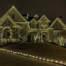 lazy christmas lights lazy to put up christmas lights this company will do it for