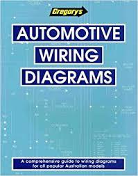 automotive wiring diagrams 9780855667313 amazon com books