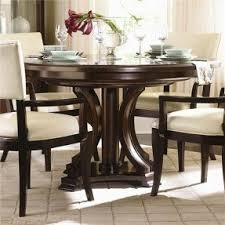 Round Dining Table Set With Leaf Foter - Bernhardt 60 inch round dining table