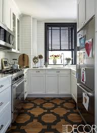 ideas for narrow kitchens 50 small kitchen design ideas decorating tiny kitchens