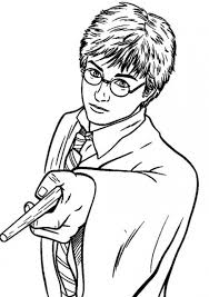 harry potter coloring pages printable free 33661