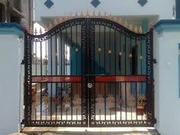 Main Iron Gate Design For Home