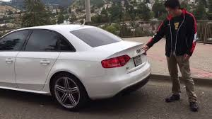 2012 audi s4 review youtube