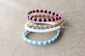beads bracelet easy images Hama bead bracelet the easy way morning creativity jpg