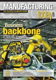 manufacturing today europe issue 115 april 2015 by schofield