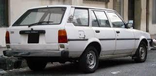 modified toyota corolla file 1986 toyota corolla dx ke70 5 door station wagon in ipoh