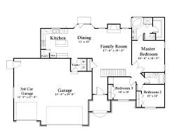 Home Plans With Detached Garage by Custom Garage Floor Plans Parking Garage Floor Plans 54265 Jpg