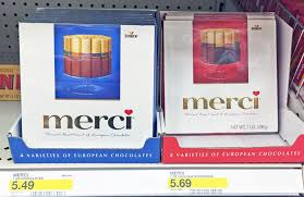 merci chocolates where to buy dove chocolate promises only 1 80 at target the krazy coupon