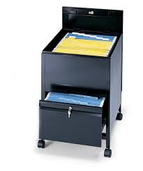Legal Filing Cabinet Locking Mobile Tub File Cabinet With Drawer Letter Size Hayneedle