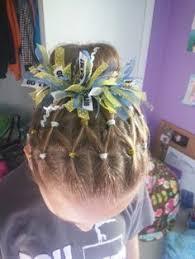 gymnastics picture hair style gymnastics hair hair violet s hair pinterest dutch