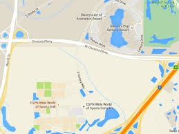 Coronado Springs Resort Map Maps Of Walt Disney World U0027s Parks And Resorts