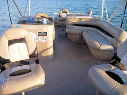 20 foot premium pontoon boat rental picture gallery fishing
