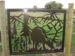 ornamental gates and fencing