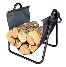amazon com landmann usa 82431 firewood log holder with canvas