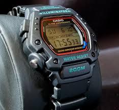 Jam Tangan Casio Dw 290 jual jam tangan casio original dw 290 1v 100 new me shop