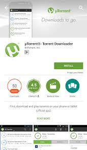 utorrent android how to use utorrent on android tactig
