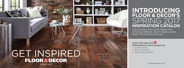 2017 spring catalog floor u0026 decor