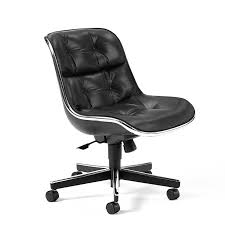 chaise de bureau knoll pollock executive chair knoll