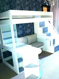 teenage bunk beds with desk bunk beds for teenager strawzinnovations