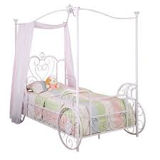 Girls Twin Princess Bed by 20 Whimsical Girls Full Canopy Beds Fit For A Princess Home