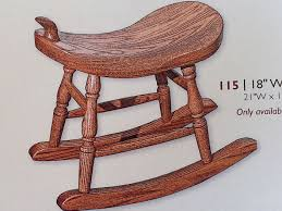Western Rocking Chair Product
