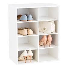 8 pair shoe organizer the container store