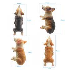 online shop 1set decorative dog pets portrait refrigerator magnet