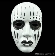 scary masks vintage slipknot joey mask scary masks white slipknots