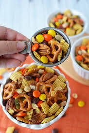 turkey feed snack mix ripped bifocals