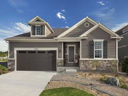 luxury ranch house plans for entertaining new homes in co meritage homes