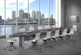 12 ft conference table ndi performance laminate 18ft racetrack top conference table